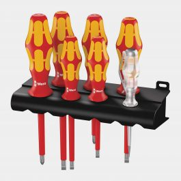 05006147001 160i/7 RACK SCREWDRIVER SET KRAFTFORM PLUS+VOLTAGE TESTER