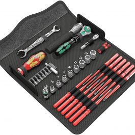 05135926001 KRAFTFORM KOMPAKT W1 MAINTENANCE BIT SET WITH HANDLE