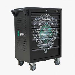 05501051001 TOOL REBEL WORKSHOP TROLLEY – STORAGE DRAWER BOX WITH TOOLS
