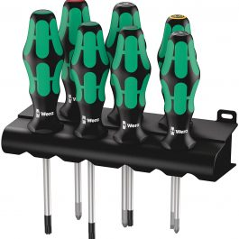 05320540001 Rack Kraftform Plus Star Drive Screwdrivers
