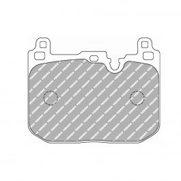 Ferodo FCP4611W DS1-11 Brake Pads Part #: 11 FCP4611W-N