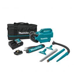 Makita Cordless Cleaner Kit for 12V Li-Ion (Blue Color) CXT